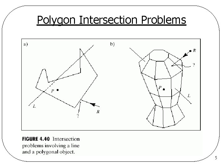 Polygon Intersection Problems 5