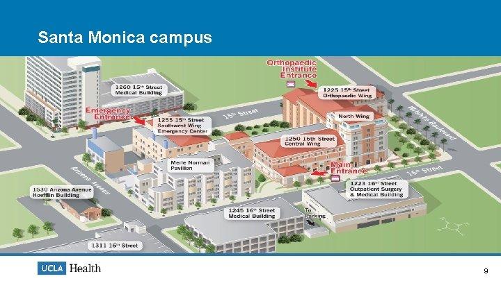 Santa Monica campus 9