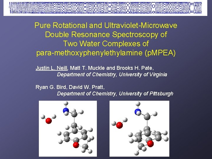 Pure Rotational and Ultraviolet-Microwave Double Resonance Spectroscopy of Two Water Complexes of para-methoxyphenylethylamine (p.