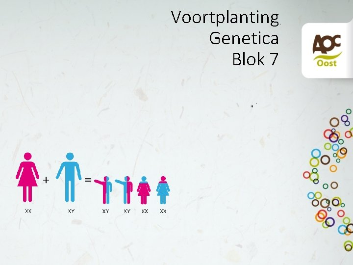 Voortplanting Genetica Blok 7