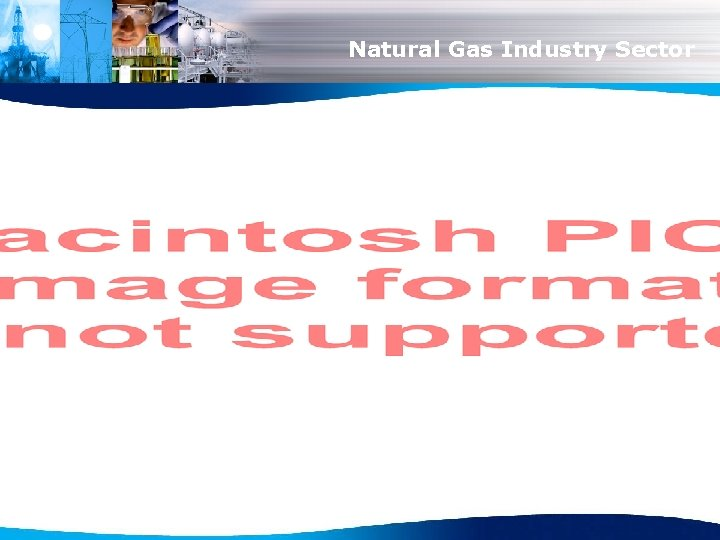 Natural Gas Industry Sector