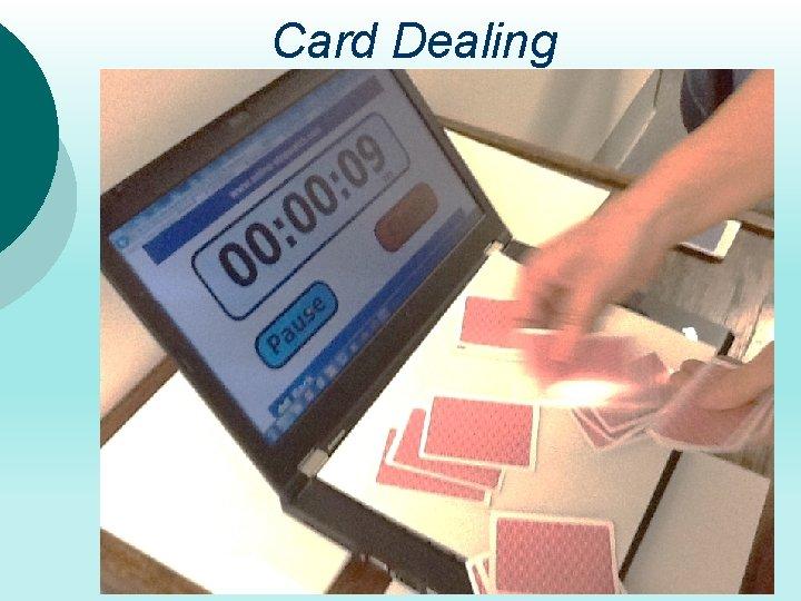 Card Dealing 13