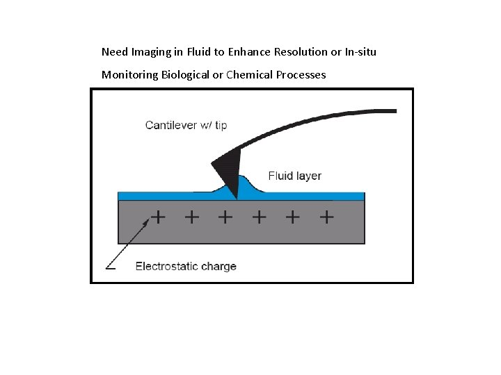 Need Imaging in Fluid to Enhance Resolution or In-situ Monitoring Biological or Chemical Processes