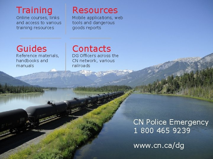 Training Resources Guides Contacts Online courses, links and access to various training resources Reference