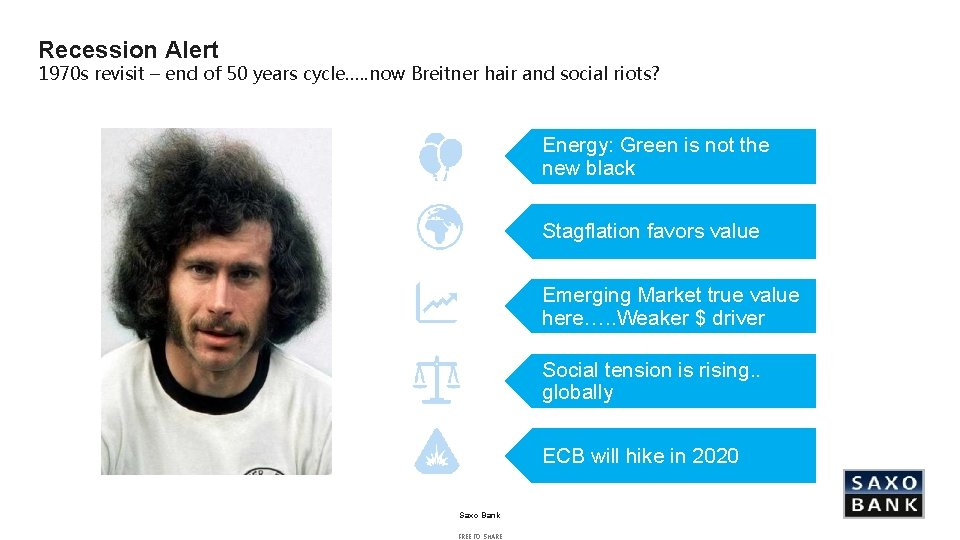 Recession Alert 1970 s revisit – end of 50 years cycle…. . now Breitner