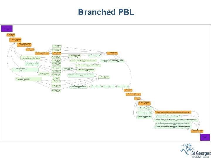 Branched PBL