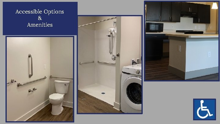 Accessible Options & Amenities