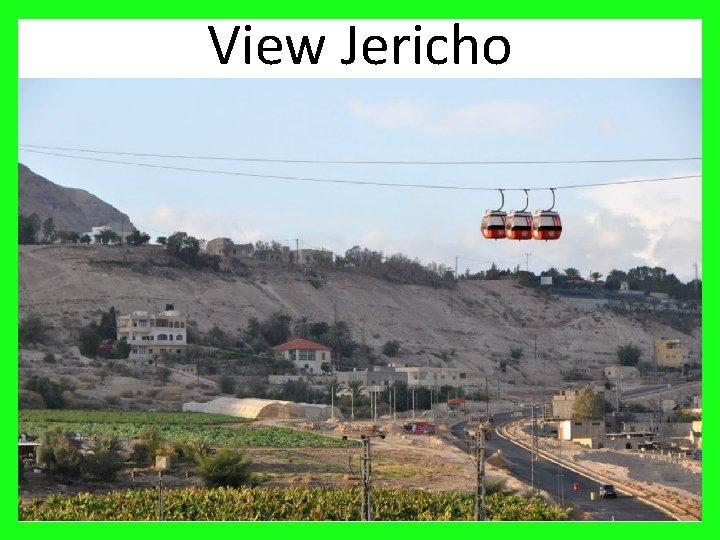 View Jericho 16