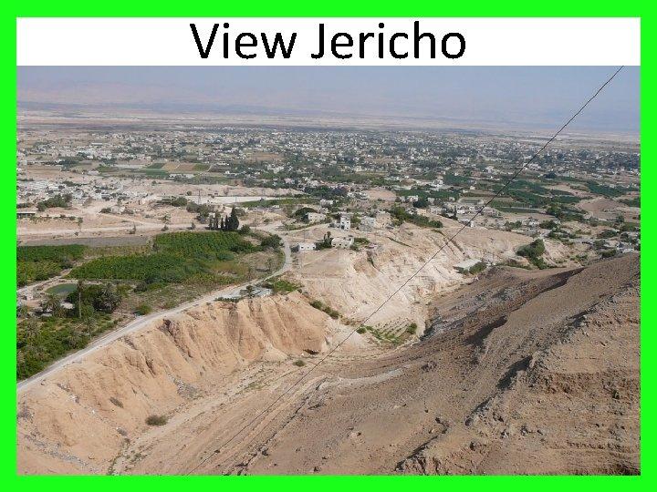 View Jericho 18