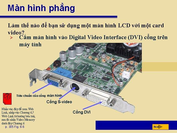 Màn hình phẳng Làm thế nào để bạn sử dụng một màn hình LCD