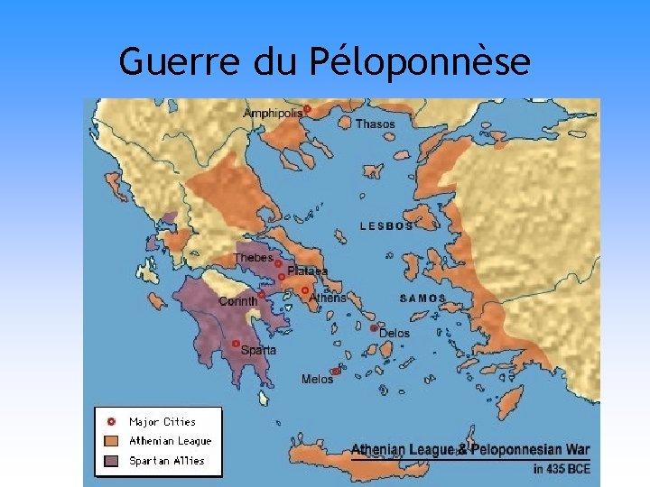 Guerre du Péloponnèse