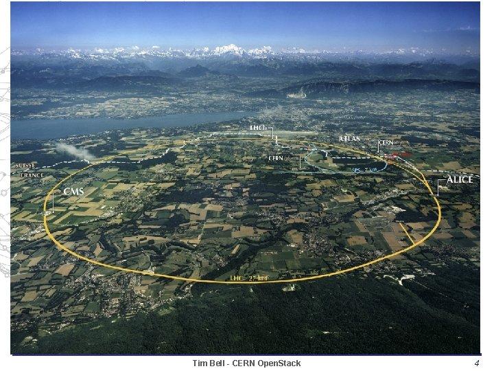 Tim Bell - CERN Open. Stack 4