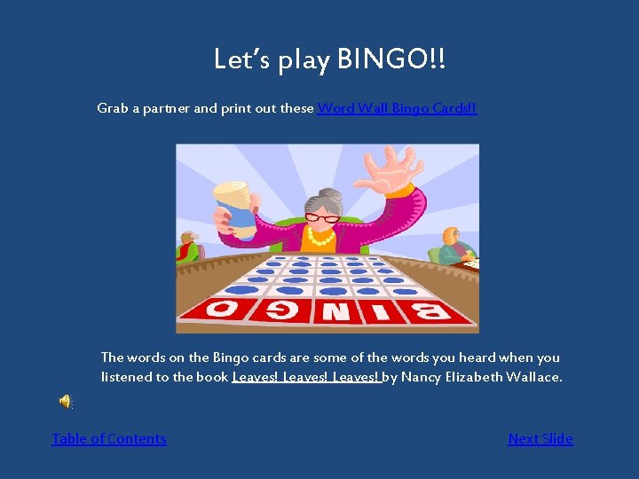 Let's play BINGO!! Grab a partner and print out these Word Wall Bingo Cards!!