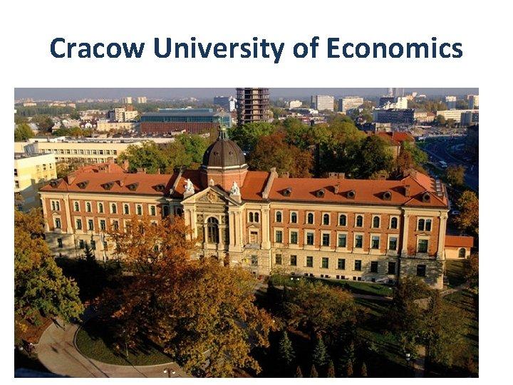 Cracow University of Economics