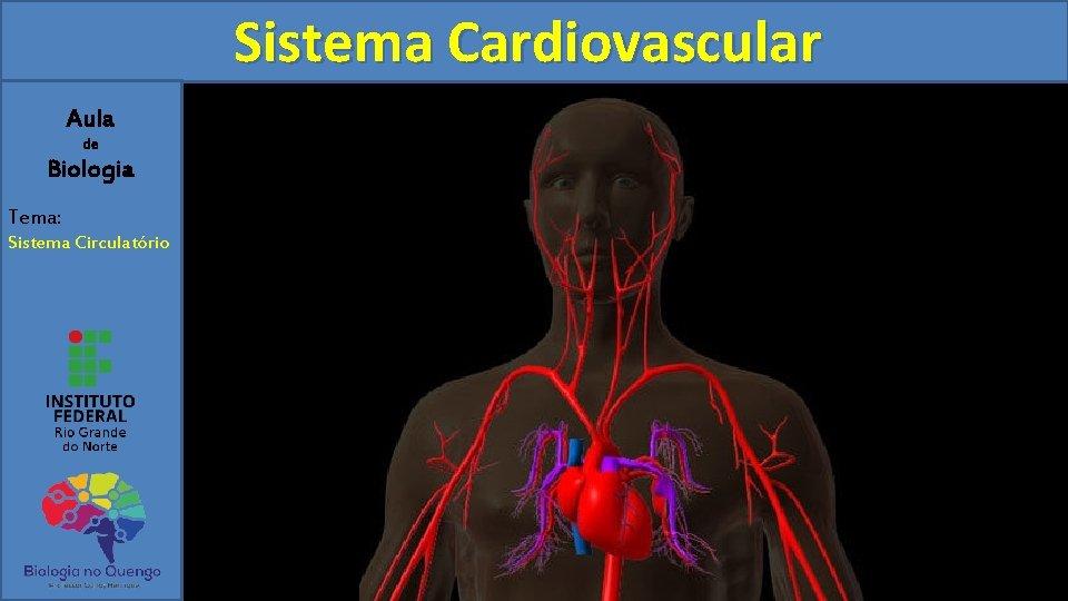 Sistema Cardiovascular Aula de Biologia Tema: Sistema Circulatório