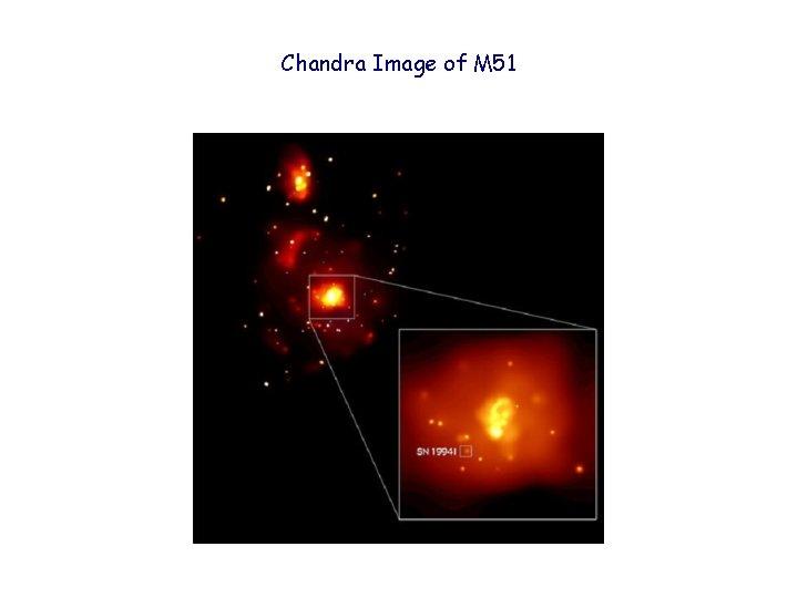 Chandra Image of M 51