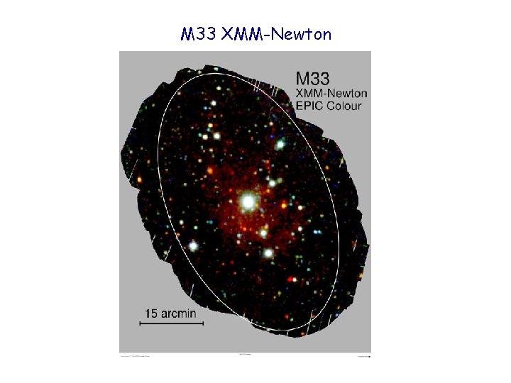 M 33 XMM-Newton