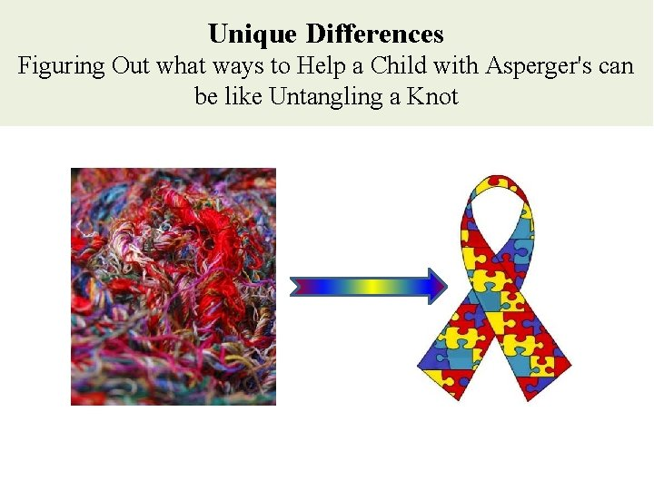 Unique Differences Figuring Out what ways to Help a Child with Asperger's can be