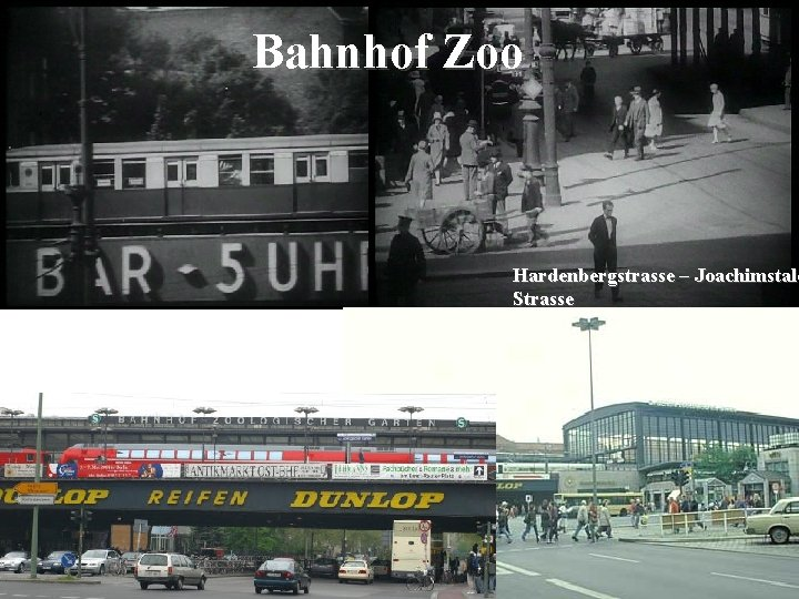 Bahnhof Zoo Hardenbergstrasse – Joachimstale Strasse
