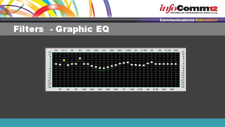 Filters - Graphic EQ