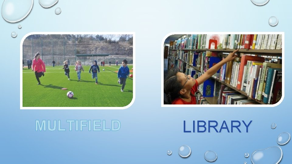 MULTIFIELD LIBRARY