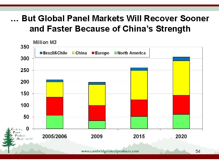… But Global Panel Markets Will Recover Sooner and Faster Because of China's Strength