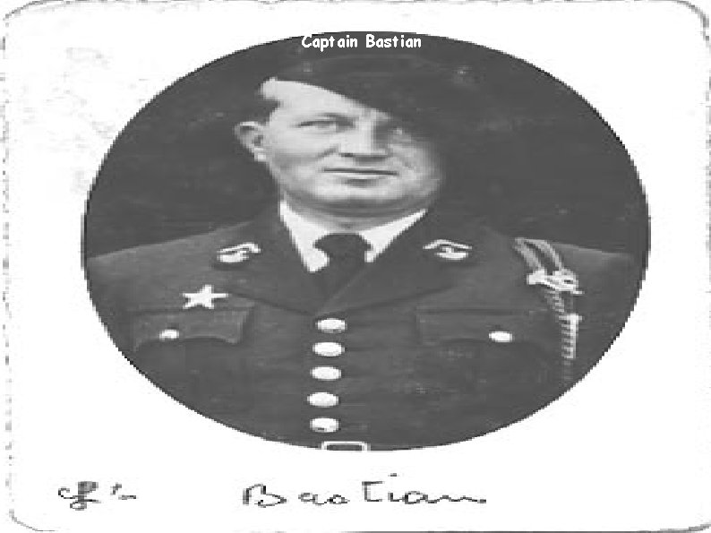 Captain Bastian