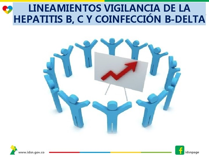 LINEAMIENTOS VIGILANCIA DE LA HEPATITIS B, C Y COINFECCIÓN B-DELTA