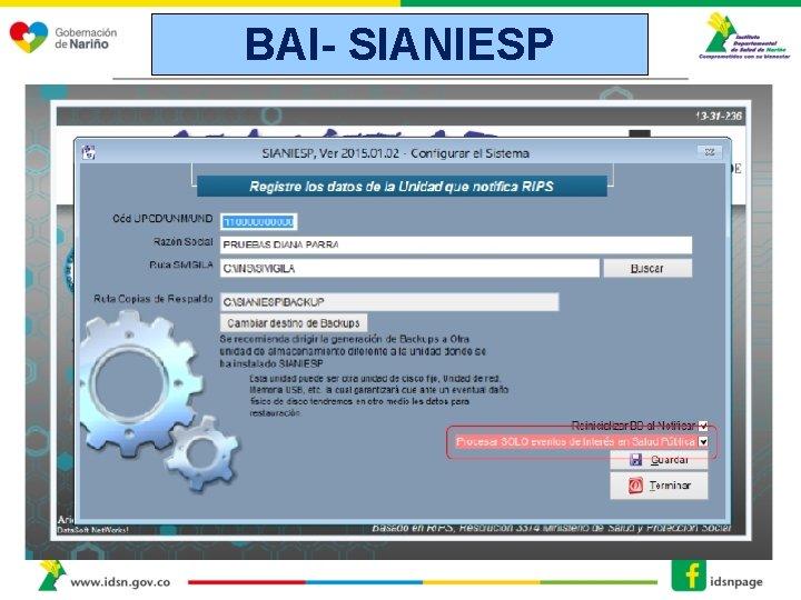 BAI- SIANIESP