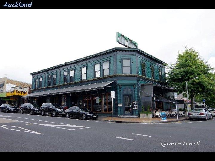 Auckland Quartier Parnell