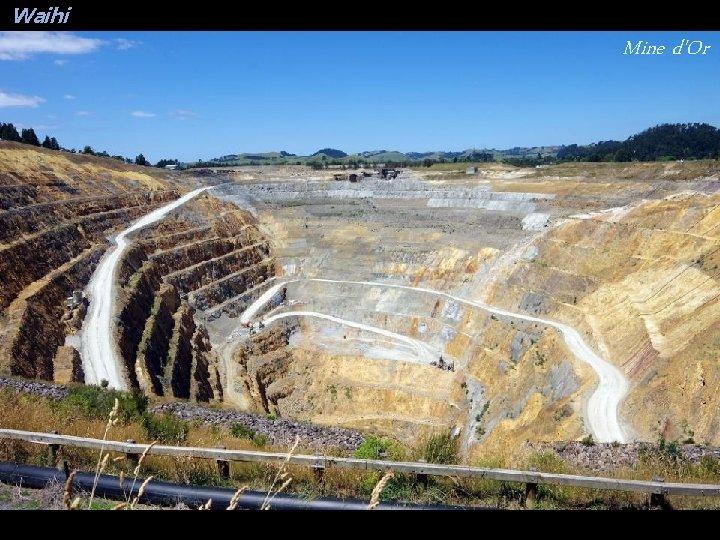 Waihi Mine d'Or