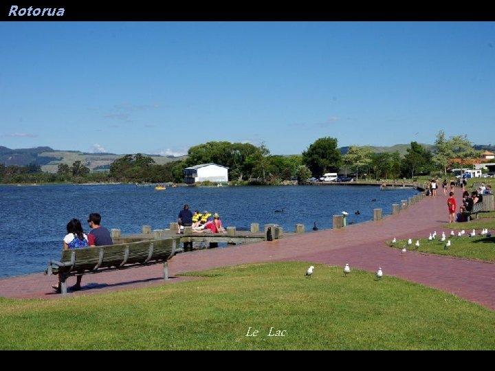 Rotorua Le Lac