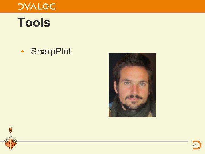 Tools • Sharp. Plot
