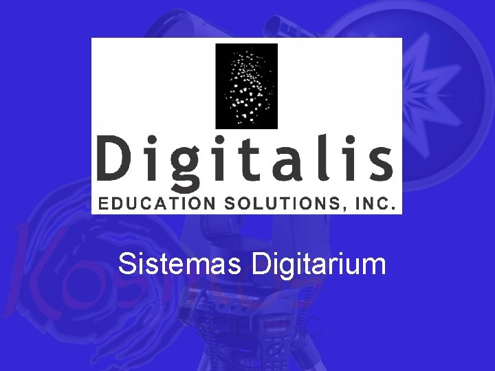 Sistemas Digitarium
