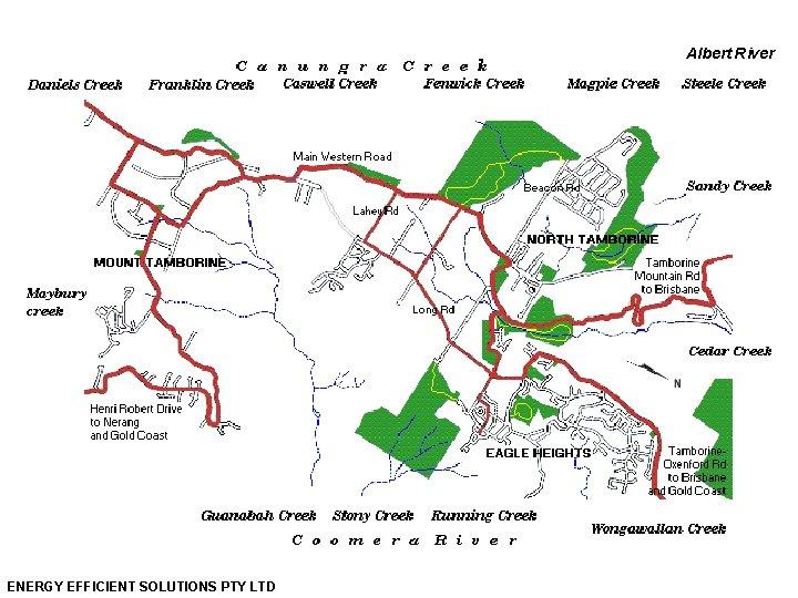 Albert River ENERGY EFFICIENT SOLUTIONS PTY LTD