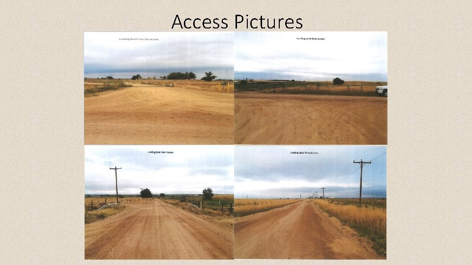 Access Pictures