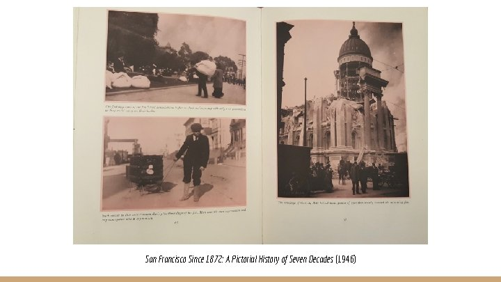 San Francisco Since 1872: A Pictorial History of Seven Decades (1946)