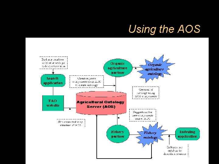 Using the AOS