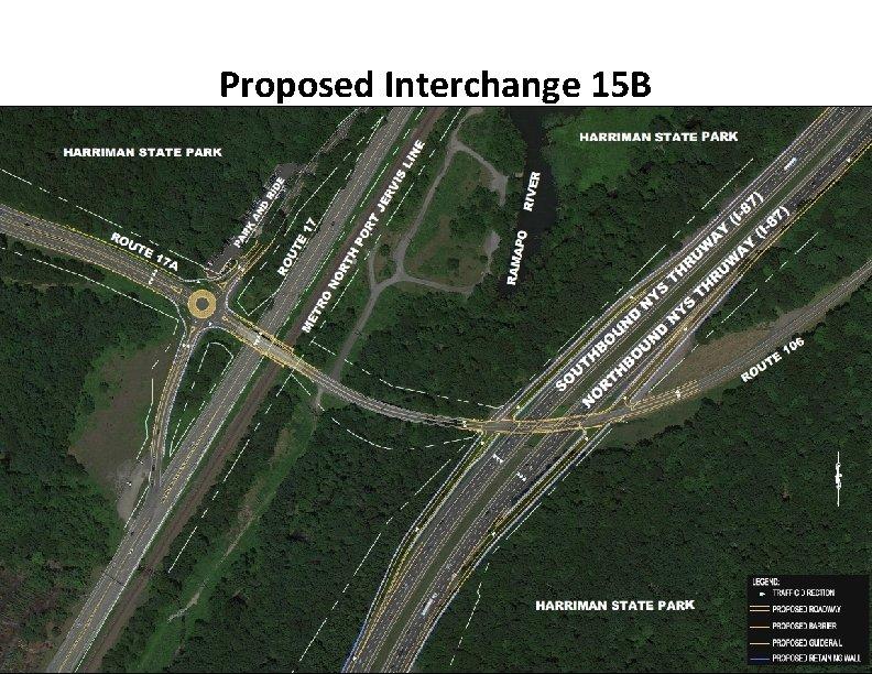 Proposed Interchange 15 B 5