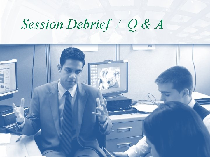Session Debrief / Q & A An Overview of the VEI Program veinternational. org