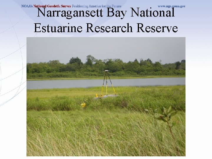 Narragansett Bay National Estuarine Research Reserve