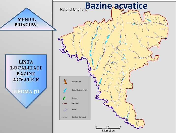 Bazine acvatice MENIUL PRINCIPAL LISTA LOCALITĂȚI BAZINE ACVATICE INFOMAȚII