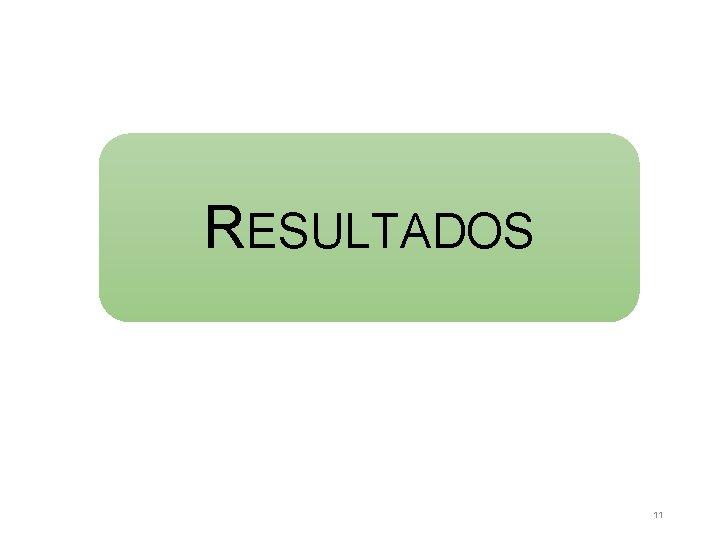 RESULTADOS 11
