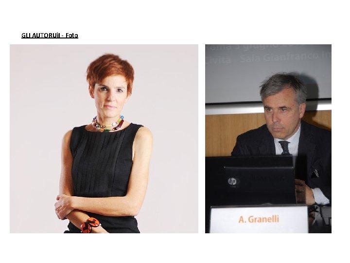 GLI AUTORUìI - Foto