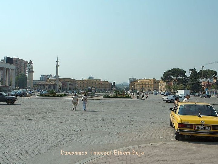 Dzwonnica i meczet Ethem-Beja