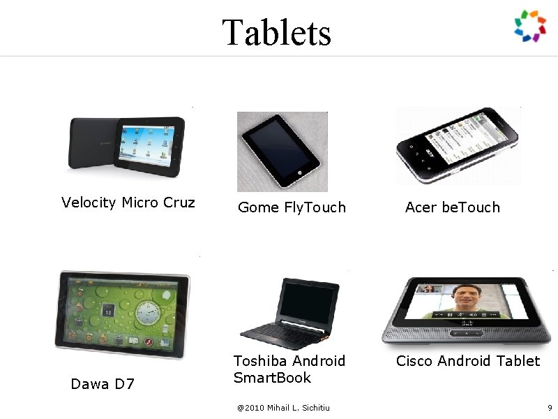 Tablets Velocity Micro Cruz Dawa D 7 Gome Fly. Touch Toshiba Android Smart. Book