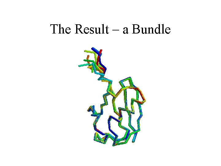 The Result – a Bundle