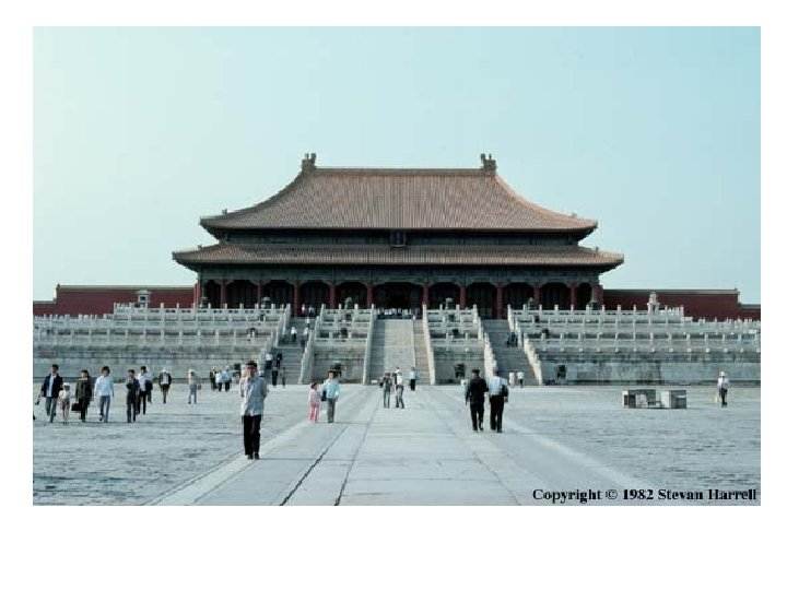 Taihe Dian, Imperial Palace, Forbidden City, Beijing, China, 17 th century and later The