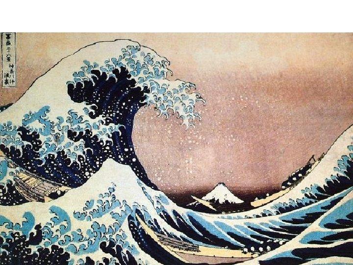 Katsushika Hokusai, The Great Wave off Kanagawa, from Thirty-Six Views of Mount Fuji series,
