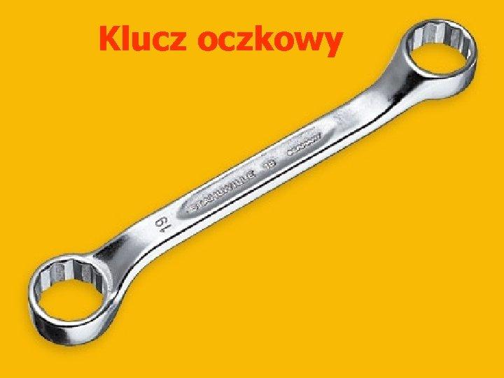 Klucz oczkowy